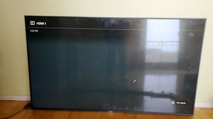 65inch Sony Bravia 4k W/ wall mount for Sale in Chicago, IL