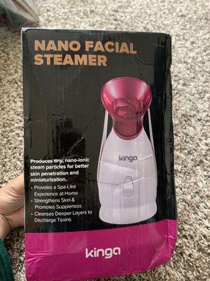 NANO FACIAL STEAMER for Sale in Kansas City, MO