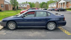 2001 Chevy Impala Low miles for Sale in Dayton, OH