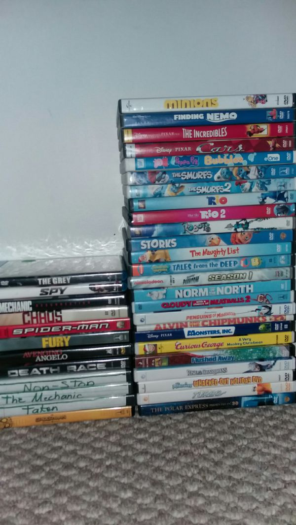 Movie Collection for Grown ups and kids