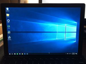 Microsoft Surface Pro 6 with Signature Type Cover for Sale in New Rochelle, NY