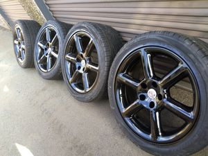 18x8. Rims Nissan 350z. 5x114 personas serias for Sale in Manassas, VA