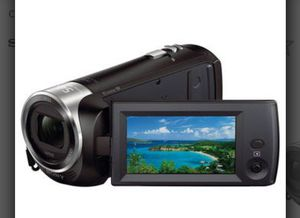 Set of 2 Sony hdr cx240 cameras bundle for Sale in Columbus, GA