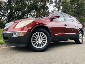 2010 Buick Enclave, Clean Title, no accident in excellent condition!!! for Sale in Irvine, CA