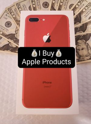 iPhone 8 Plus Red 256gb good condition for Sale in Fairburn, GA