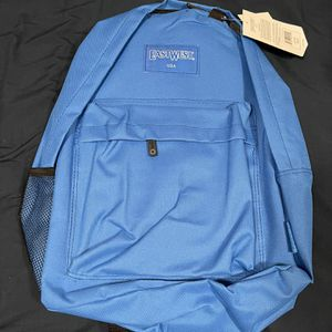 Blue Backpack For School or Hiking! for Sale in Blacklick, OH