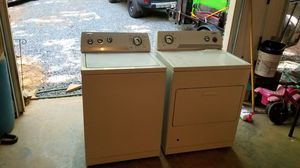 Washer and Gas Dryer! for Sale in Midland, NC