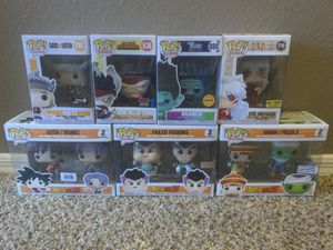 FUNKO pops for Sale in Glendale, AZ