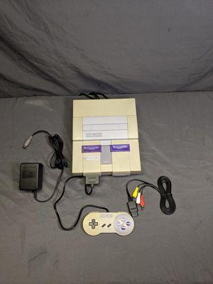 Super Nintendo , original SNES for Sale in Akron, OH