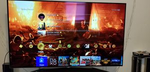 Lg 4k oled 55inch for Sale in Baltimore, MD
