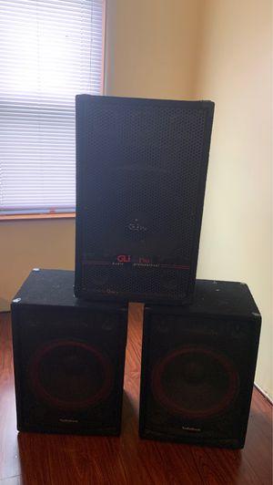 1. Audio GLi pro. /2 RadioShack for Sale in North Providence, RI