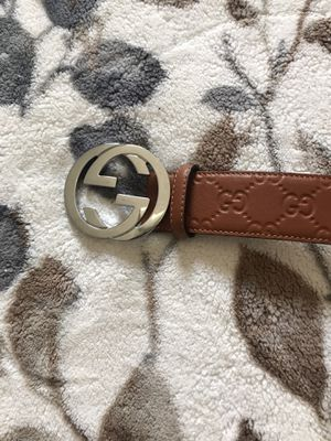 Gucci belt size 32-34 for Sale in Pacifica, CA