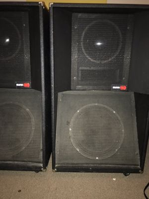 Sunn Speakers for Sale in Bowie, MD