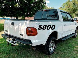 OWNER $800__2002 Ford F150 XLT Luxury Sport Package for Sale in Huntsville, AL