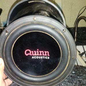Quinn Acoustics El Bazooka for Sale in Cashmere, WA