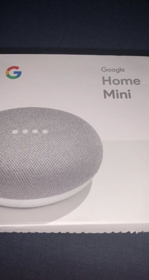 google home mini for Sale in Rochester Hills, MI