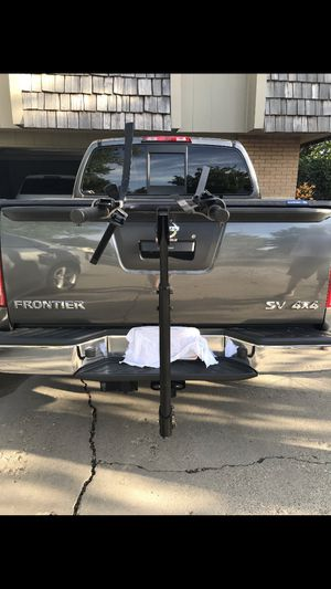 Bike mount/rack for car for Sale in Cottonwood Heights, UT
