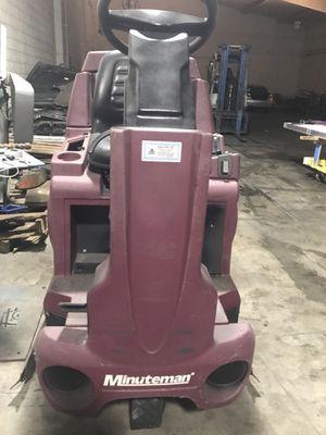 Minuteman floor scrubber. Ride on ! for Sale in Phoenix, AZ