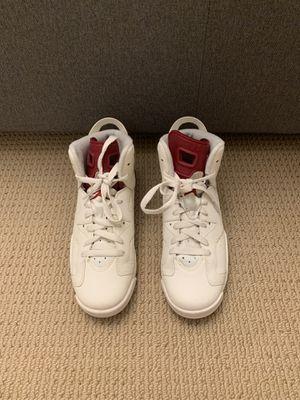 "Air Jordan 6 Retro ""Maroon"" for Sale in Chicago, IL"