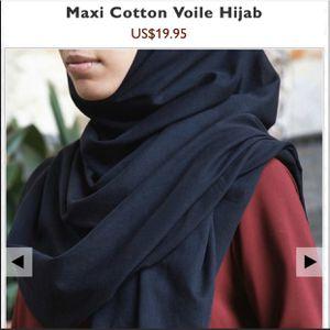 💯 % cotton 2 scarfs - SHUKRONLINE for Sale in South Brunswick Township, NJ