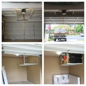 4x8 Saferacks garage ceiling storage for Sale in Oceanside, CA