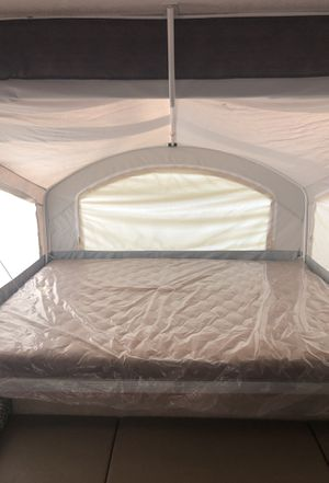 Pop up camper clipper 2019 it's has never been used it is new it has Air-conditioning in it for Sale in Hedgesville, WV