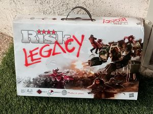 New Boardgame Risk Legacy for Sale in Alhambra, CA