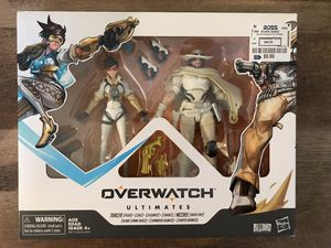 Overwatch Ultimates Tracer and Mcree for Sale in Las Vegas, NV