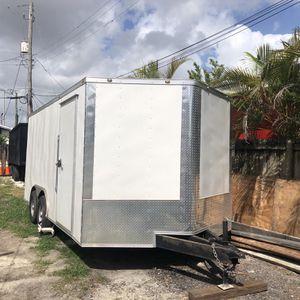 2016 Enclosed Cargo Hauler Trailer for Sale in Hialeah, FL