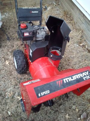 Murray snowblower for Sale in South Sioux City, NE
