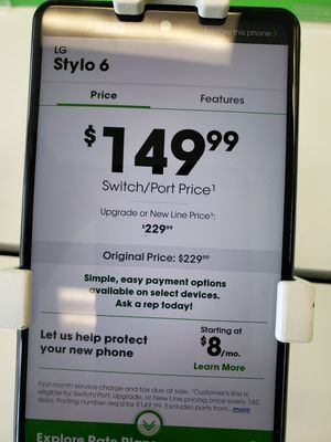 Stylo 6 for Sale in Weirton, WV