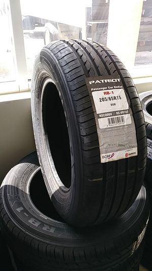 205/65R17 patriot RB_1 for Sale in Opa-locka, FL