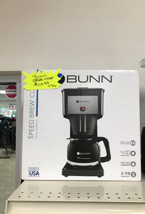 Bonn Coffee Maker *2800-1* for Sale in Parkland, WA