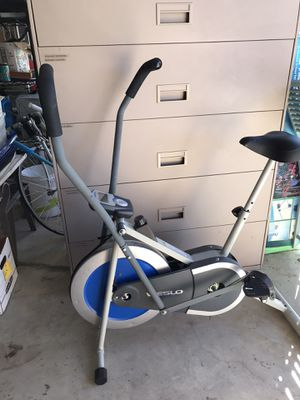 Weslo upright exercise bike cross cycle for Sale in San Marcos, CA