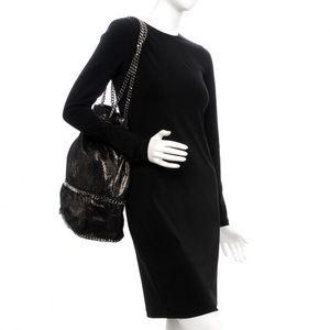 Stella McCartney Falabella black Hobo Bucket Bag for Sale in Chicago, IL
