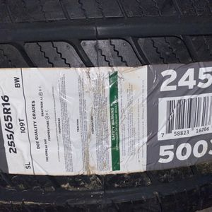 Brand New 255/65R16 for Sale in Fairfax, VA