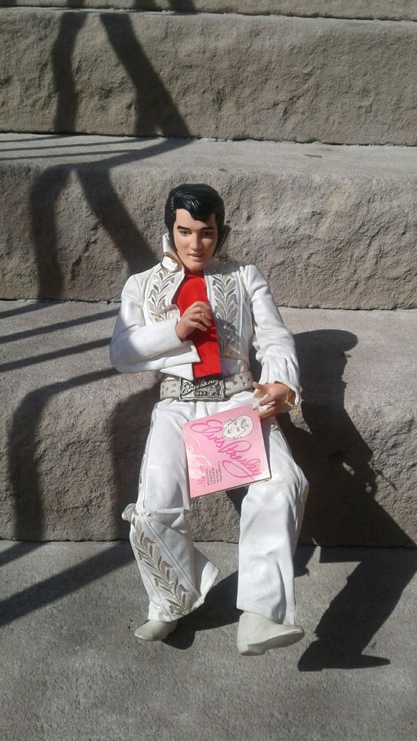 Elvis Presley Doll (Limited Edition)