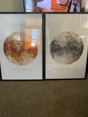 Sun and moon photos for Sale in Buffalo, NY