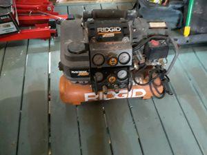 Ridgid Air Compressor for Sale in Tucker, GA