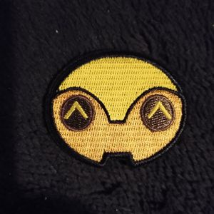"Overwatch Character "" Orisa"" Symbol Iron On Patch for Sale in Albuquerque, NM"
