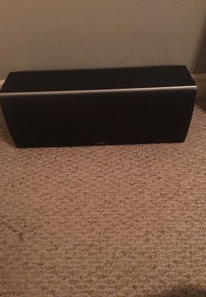 Polk Audio speaker for Sale in Santee, CA