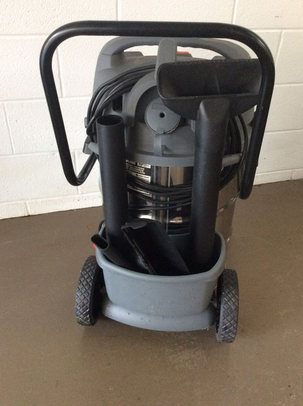 PPU New 16 Gal Shop Vac Contractor