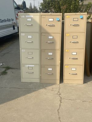 File cabinets. for Sale in Fresno, CA
