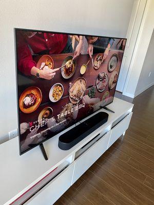 "TCL 55"" Class 5 Series 4K UHD Roku TV for Sale in Bellevue, WA"