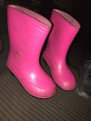 Rain Boots Sz 9 for Sale in Fresno, CA