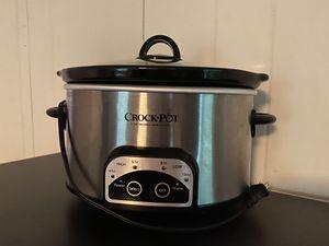Like new crock-pot! for Sale in Austin, TX