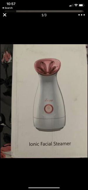 Facial steamer for Sale in El Camino Village, CA