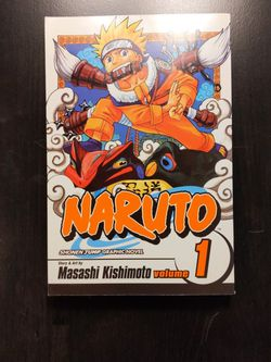 Naruto Vol. 1 for Sale in Madison Heights,  MI