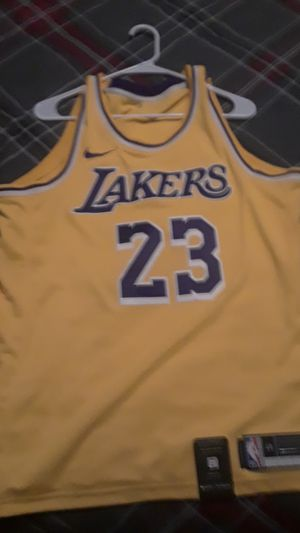 4424fae0dcb9 New and Used Lakers jersey for Sale in Grand Prairie