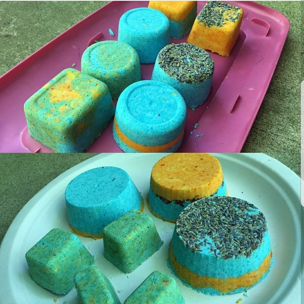 Hand made Bath melts/bath bomb, wedding, baby shower, bridal shower favors, Aromatherophy, spa parties
